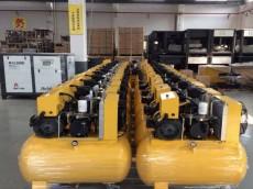 大型工程治理静音空压机